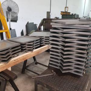 Empresa de corte e dobra de aço