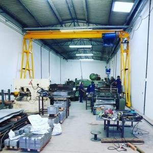 Empresa de ferro e aço